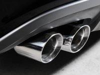 Milltek Выхлоп катбэк с резонатором и глушителем для Audi A4/A5 B8 (двойные хром насадки)