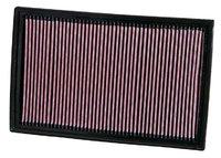 K&N Фильтр воздушный в штатное место для Audi RS3 (8P), TT-S / TT-RS (8J), RS-Q3, VOLKSWAGEN PASSAT 3.6L-V6, 2007+