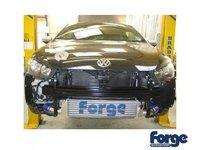 FORGE Интеркулер с патрубками для VW Scirocco 2.0TSI