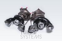 Porsche Cayenne улучшенный турбокомпрессор