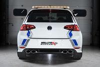 Milltek Выхлоп катбэк с резонатором для VW Golf R MK7