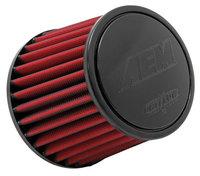 AEM Воздушный фильтр нулевого сопротивления универсальный D=89mm L=127 мм