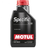 Моторное масло Motul SPECIFIC 5122 0W20 (1 л.)