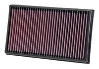 K&N Фильтр воздушный в штатное место для Audi S3 (8V), Leon Cupra (5F1), Golf mk7 GTI/R