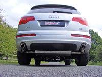 Milltek Выхлоп катбэк для Audi Q7 4.2 FSI