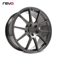 REVO RV019 Комплект литых дисков 19x8.5 Блестящий Антрацит для Audi/VW/Skoda/Seat