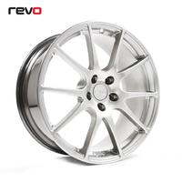 REVO RV019 Комплект литых дисков 19x8.5 Серебро для Audi/VW/Skoda/Seat
