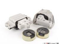 034Motorsport Комплект опор двигателя и кпп для VW Golf 5 / 6 / R MK6