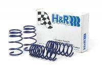 H&R Комплект пружин для Skoda Yeti 1.8 TSI & 2.0 TDI 4x4