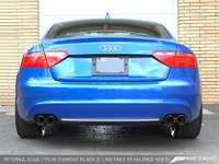 AWE Tuning Выхлопная система для Audi A4 A5 B8
