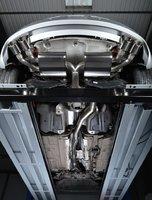 Milltek Выхлоп катбэк для Audi TTS MK2