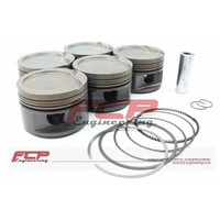 Audi 200 S2 RS2 S4 S6 2.2T 20V FCP forged pistons kit 81.00mm CR 8.5