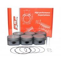 Audi S4 RS4 2.7 V6 Biturbo FCP forged pistons kit 81.50mm CR 8.5
