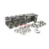 VW 2.0 16V ABF FCP racing valve spring kit + titanium retainers