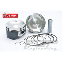 VW 2.8 2.9 VR6 12V Wossner forged pistons 82mm CR 8.0 K9093D100