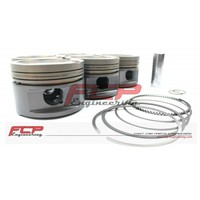 Audi 200 S2 RS2 S4 S6 2.2T 20V FCP forged pistons kit 82.00mm CR 8.5