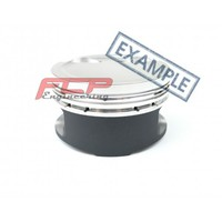 Audi TT RS, RS3 2.5 20V TFSI coated forged JE Pistons CR 9.5 83mm 337967C