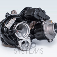 Turbosystems IS38 550+ HP турбокомпрессор гибрид болт-он для AUDI/SEAT/SKODA/VW 2.0 TSI/TFSI MQB