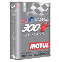 Моторное масло Motul 300V Le Mans 20w60 (2 л.)