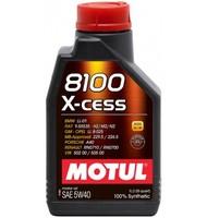 Моторное масло Motul 8100 X-cess 5w40 (1 л.)