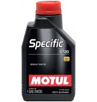 Моторное масло Motul Specific 0720 5w30 (1 л.)
