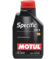 Моторное масло Motul Specific 948B 5W20 (1 л.)
