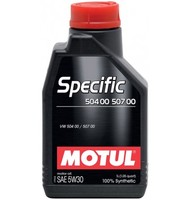 Моторное масло Motul Specific 504 00 507 00 0W30 (1 л.)