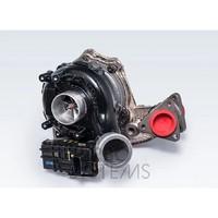 Turbosystems Audi / Volkswagen 3.0 TDI 400+ HP (2012 - 2014) гибридная турбина