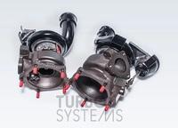 Turbosystems Porsche Cayenne 4.8 700+HP 2007 гибридная турбина