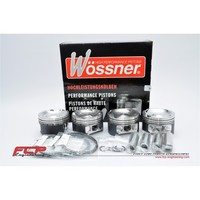 VW VR6 2.8 2.9 12V Wossner forged pistons 81.5mm CR 8.0 K9093D050