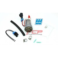 Walbro genuine fuel pump 450LPH E85 + fitting fit